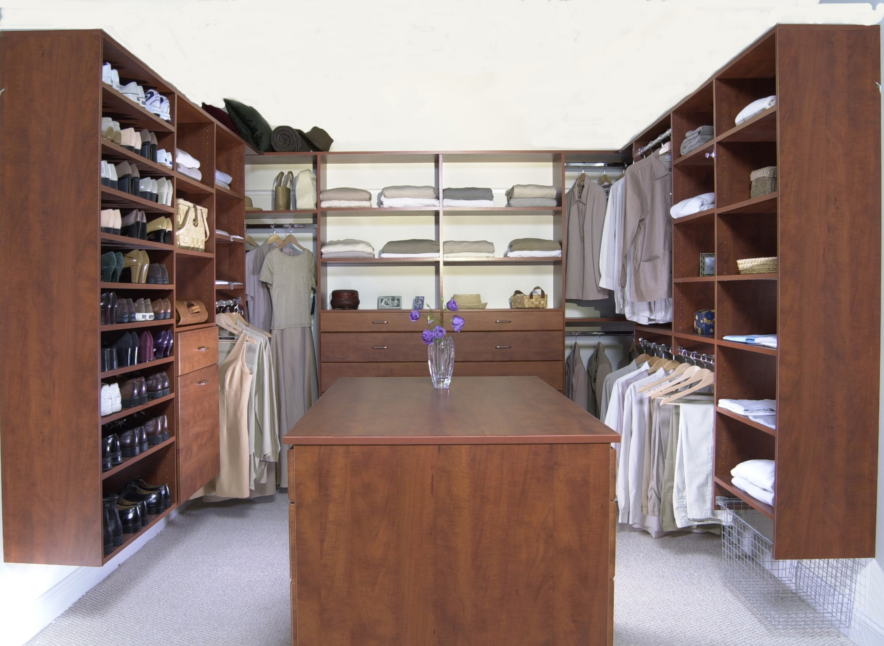 the closet reach img in stretchers drawers closets